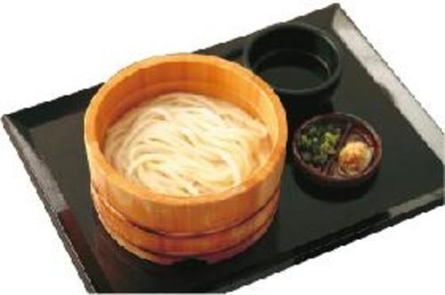 讃岐釜揚げうどん 丸亀製麺の画像