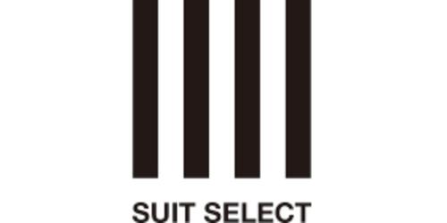 スーツセレクトのロゴ画像