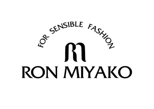 RON MIYAKOのロゴ画像