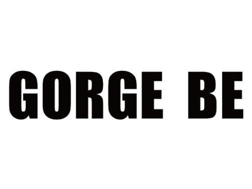 GORGE BE ロゴ