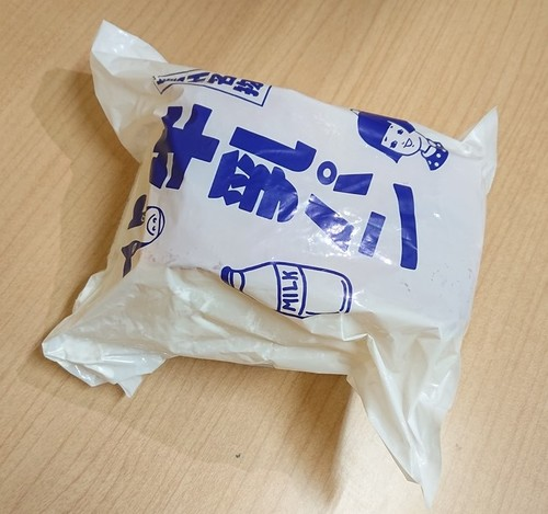 牛乳パン2