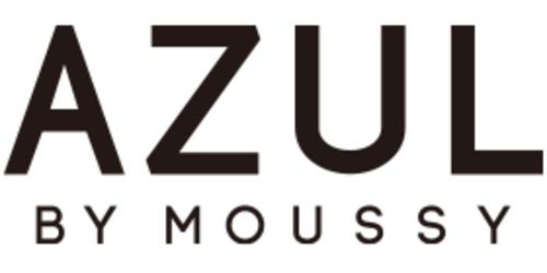 AZUL by moussyのロゴ画像