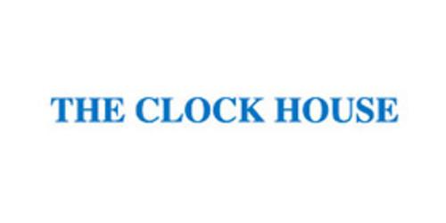 THE CLOCK HOUSEのロゴ画像